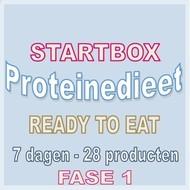 7 dagen startbox voor een READY TO EAT proteinedieet