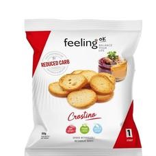 Feeling OK proteïne mini toastjes low carb (50g)