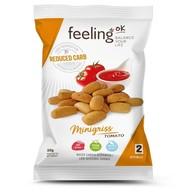 Feeling OK Minigriss tomato low carb (50g)