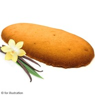 Proteïne vanille koek low carb (per 5 stuks)