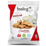 Feeling OK Protosnack mini crackers natuur (per zak)