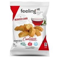 Feeling OK Protokiss amandel koekjes