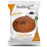 Feeling OK chocoladebroodje fase 1 (per stuk)