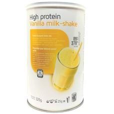 High protein vanilla drink