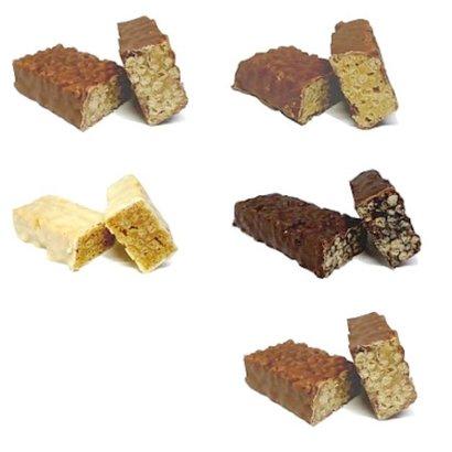 Repen crisp proefpakket (5 repen in 5 smaken)