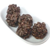 Proteine chocolate bites fase 1 (low carb)