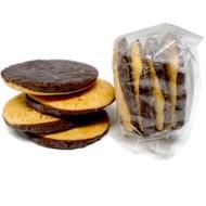Proteine koek chocolade topping