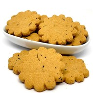 Parmezaanse kaas proteine koekjes (low carb)