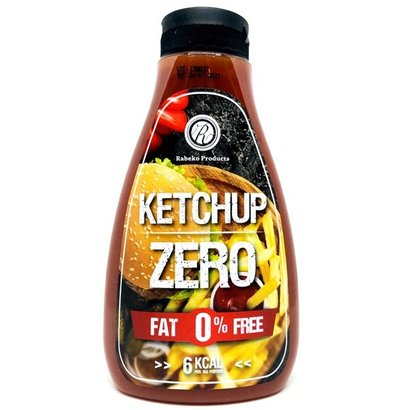 Ketchup saus zero calorie (Rabeko)
