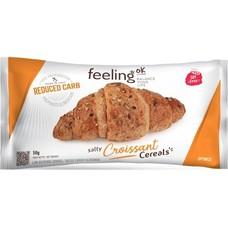 Feeling OK Grote croissant meergranen fase 1 (ONGEZOET per stuk)