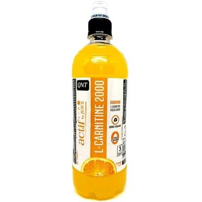 QNT Fatburner drink  2000 L-carnitine orange