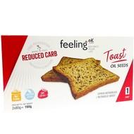 Feeling OK prototoast VOLKOREN (= 4 zakjes a elk 4 toast)