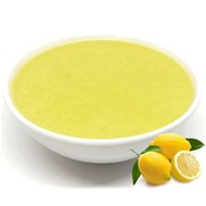 Proteïne flan lemon