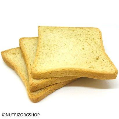 Crunchy WITTE toast (per maaltijd verpakt = 3 toasten)