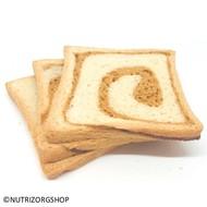 Crunchy proteine toast (per 3 toasten)