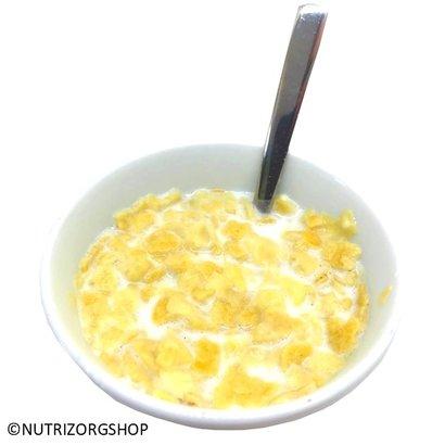 Proteine cornflakes vanille smaak