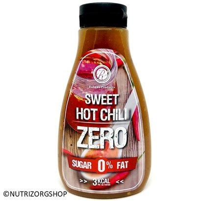 Sweet chili saus zero calorie (Rabeko)