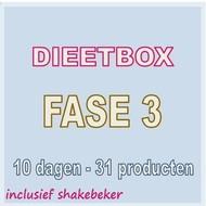 10 dagen FASE 3 dieetbox combinatiedieet