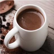 Dieet drank koude/warme chocolade