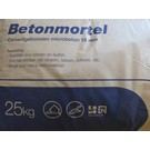 Betonmortel - zak 25kg