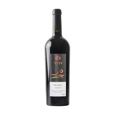 Popov Winery Vranec Reserve - Tikvesh, Macedonië