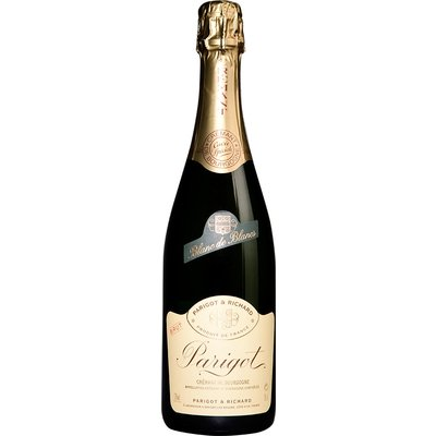 Crémant de Bourgogne Brut Parigot & Richard - Bourgogne, Frankrijk