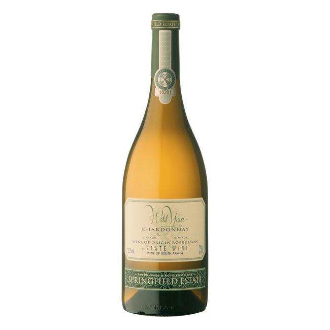 Springfield Estate Chardonnay Wild Yeast 2018 - Robertson Valley, Zuid Afrika