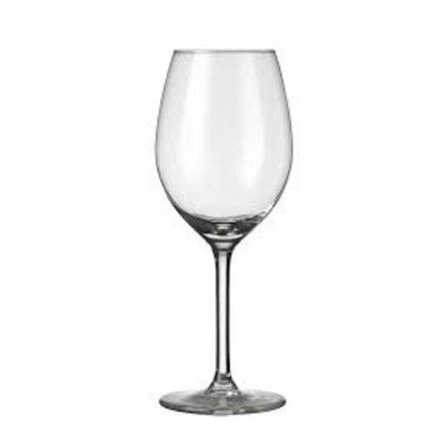 Wijnglazen 6 stuks met opdruk Vin Unique 41 cl.