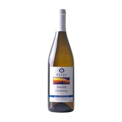 Chardonnay Smolnik Popov - Tikvesh, Macedonië