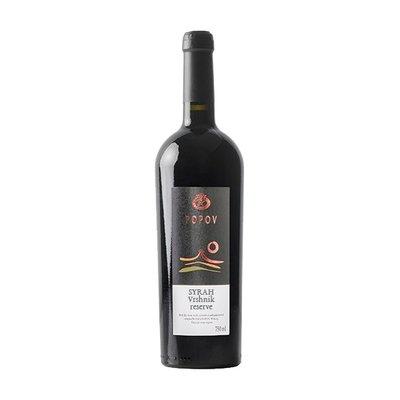 Popov Winery Syrah Vrshnik Reserve - Tikvesh, Macedonië