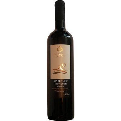 Popov Winery Cabernet Sauvignon Smolnik - Tikvesh, Macedonië