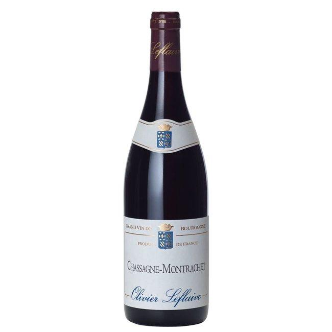 Chassagne-Montrachet Rouge 2016 Olivier Leflaive Grand Vin de Bourgogne - Bourgogne, Frankrijk