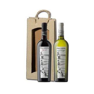 2-fles wijngeschenk Paladin Syrah & Paladin Pinot Grigio - Veneto, Italië