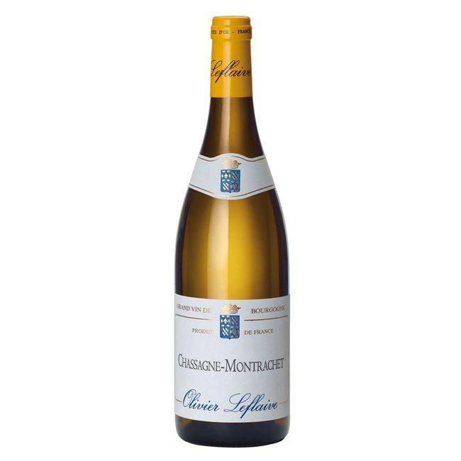 Chassagne-Montrachet Blanc 2018 Olivier Leflaive Grand Vin de Bourgogne - Bourgogne, Frankrijk
