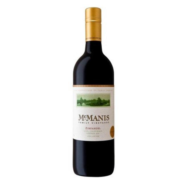 Zinfandel McManis Family Vineyards - Lodi, Central Valley, Californië, VS