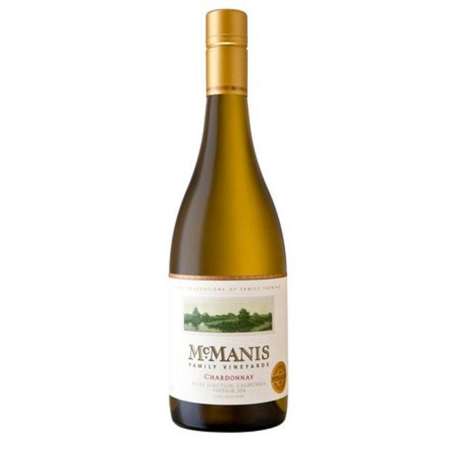 McManis Family Vineyards Chardonnay - Lodi, Central Valley, Californië, VS