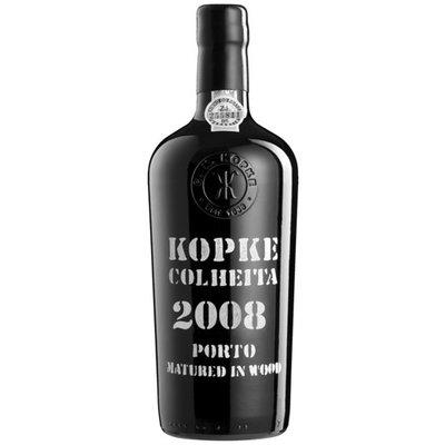 Colheita Porto 2008 Kopke Bottled in 2018 - Douro, Portugal