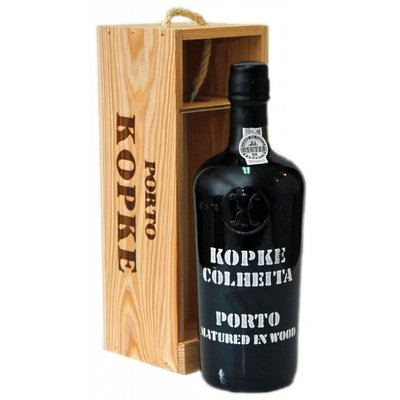 Colheita Porto 2008 Kopke Bottled in 2018 0,375 liter - Douro, Portugal