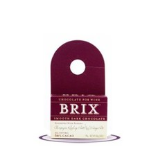 BRIX 3 Ounce Smooth Dark Chocolade 54% fleshanger