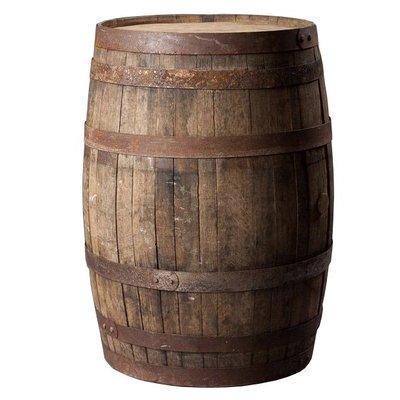 Houten wijnvat / whiskyvat 200 liter