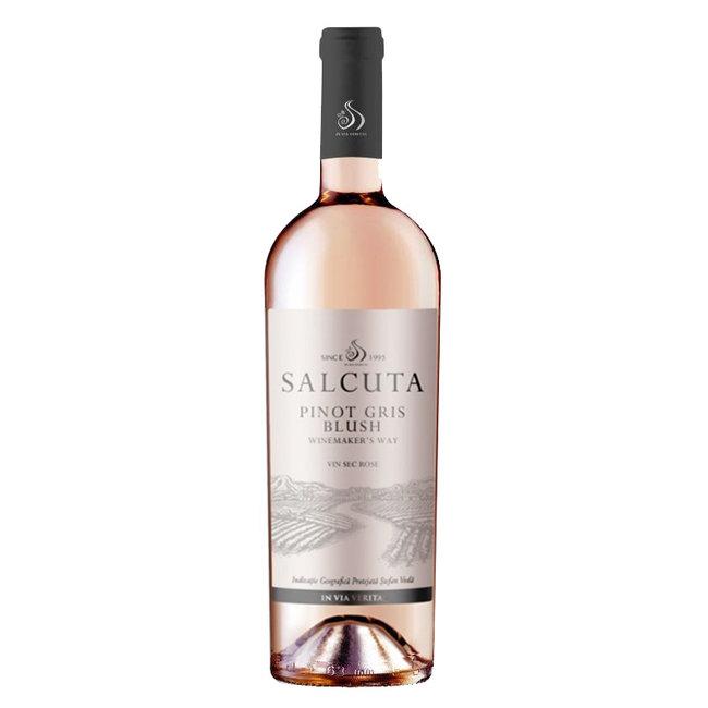 Pinot Gris Blush rosé Winemaker's Way Salcuta - Stefan Voda, Moldavië