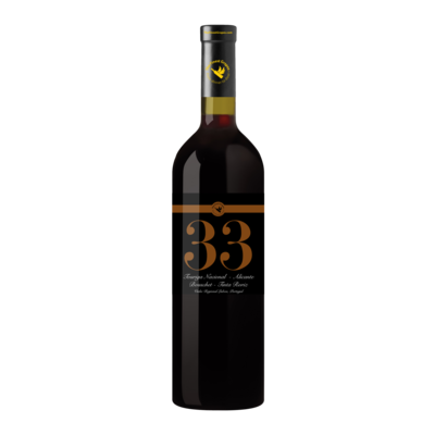 Nr. 33 Touriga Nacional / Alicante Bouschet / Tinta Roriz The Finest Grapes - Lissabon, Portugal