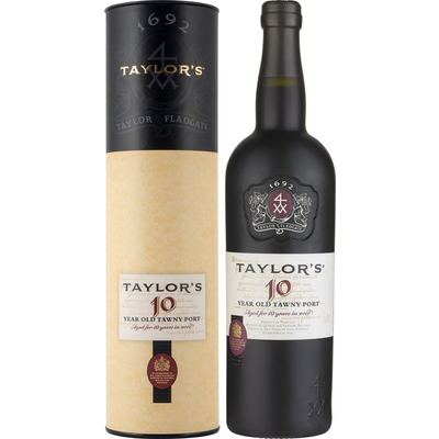 Taylor's 10 Year Old Tawny Port - Douro, Portugal