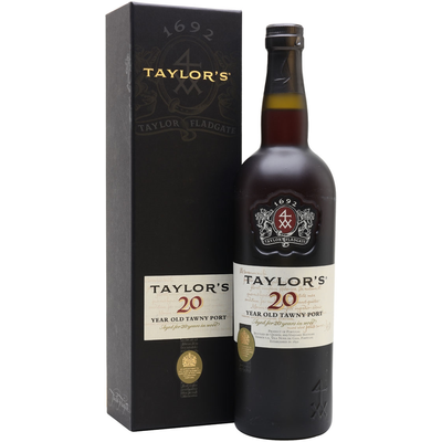 Taylor's 20 Year Old Tawny Port - Douro, Portugal