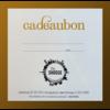 Cadeaubon The SHOEGE ('s-Hertogenbosch) t.w.v. €50