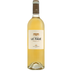 Château Le Fagé Monbazillac 2016 - Bergerac, Frankrijk