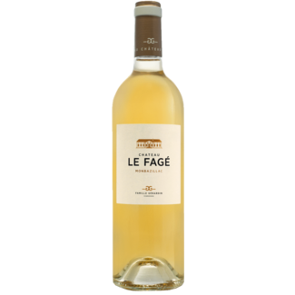 Château Le Fagé Monbazillac 2016 0,75L - Bergerac, Frankrijk
