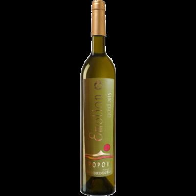 Popov Winery Emotion Gold 2015 Gewürztraminer 0,5L - Tikvesh, Macedonië