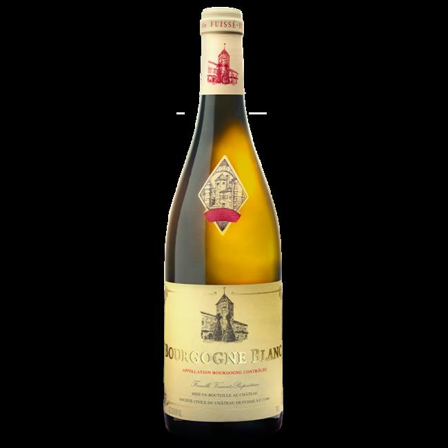 Château de Fuissé Bourgogne Blanc 2019 - Bourgogne, Frankrijk