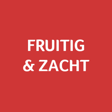 Fruitig en zacht